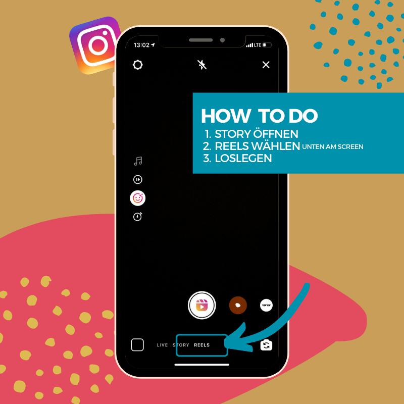 How to : Instagram Reels